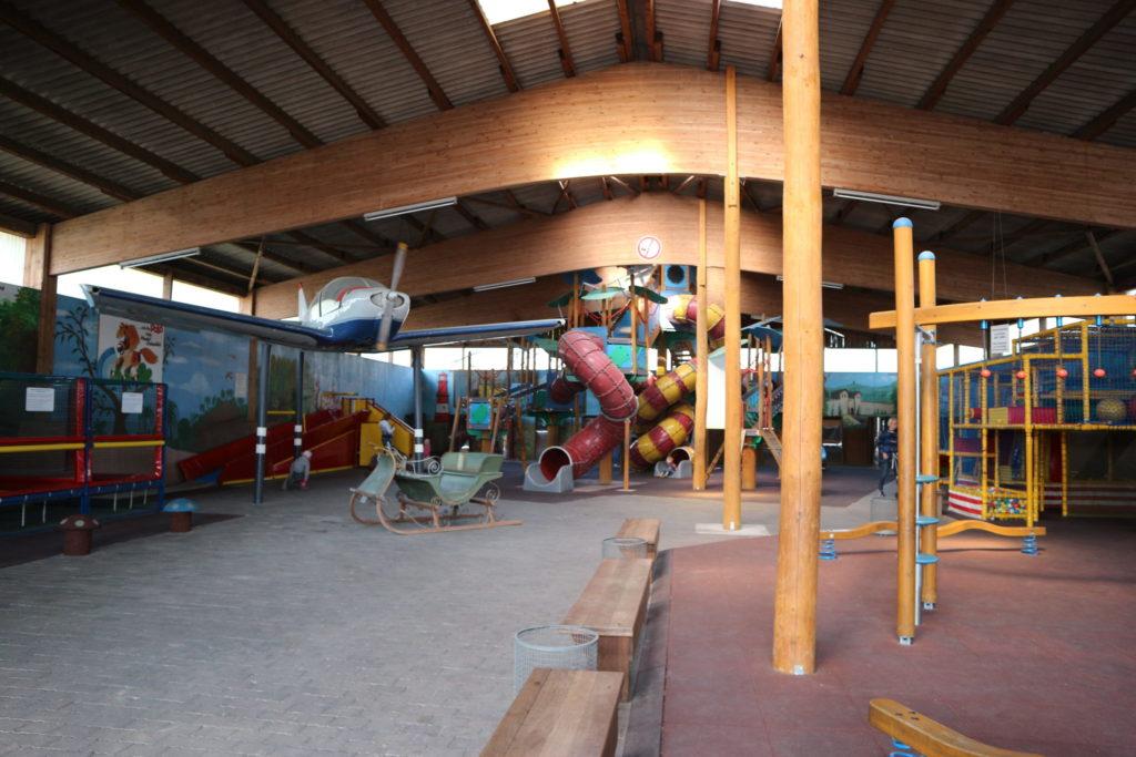 Lochmühle - Spielescheune