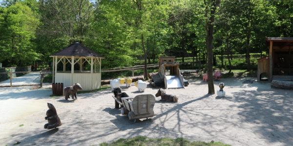 Der U3-Bauernhofspielplatz