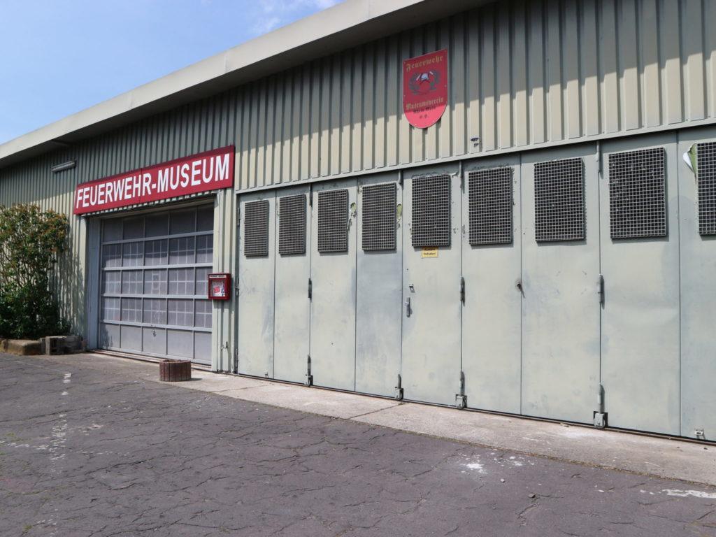 Feuerwehr-Museum am Alten Flugplatz