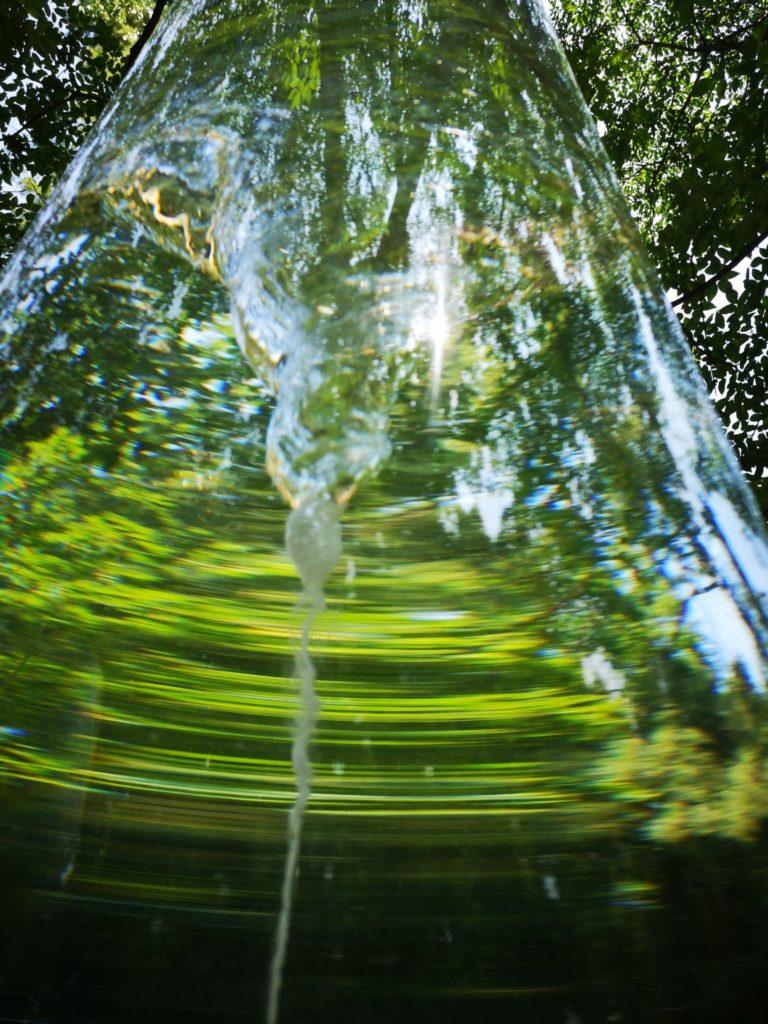 Der Wassertornado war mein Highlight