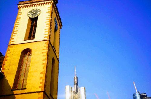 5 Ausflugstipps für ein Wochenende in Frankfurt mit Kindern
