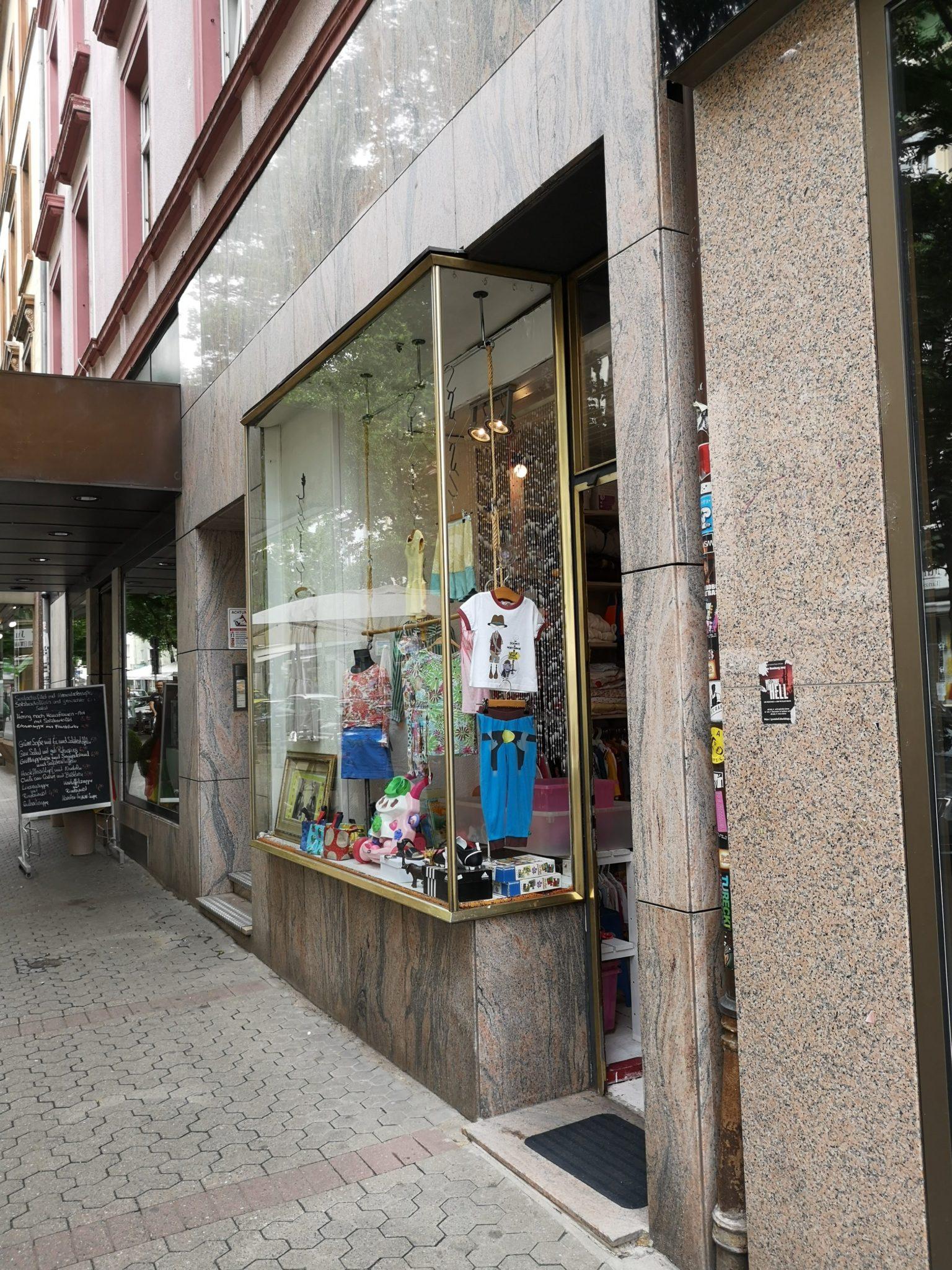 Kiddis Vintage Seconhandladen für Kinder