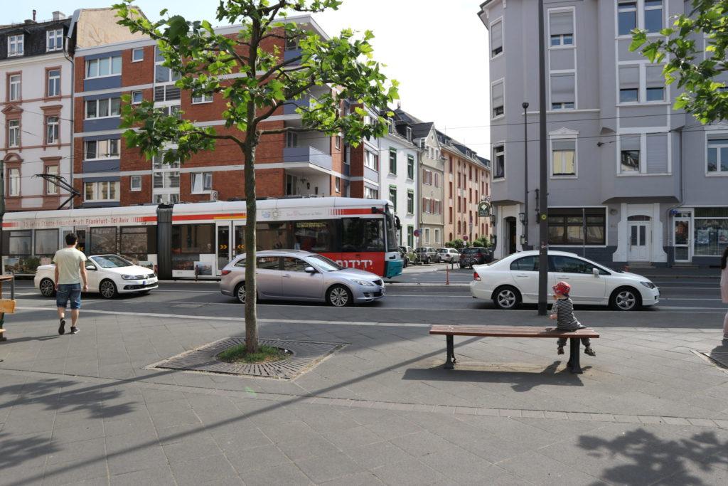 Im Kinderparadies: Bahn & Eis
