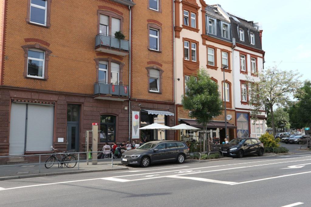 Marie Feines Eis in Bornheim