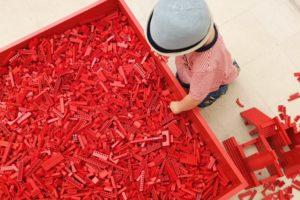 LegoBaustelle Deutsches Architekturmuseum