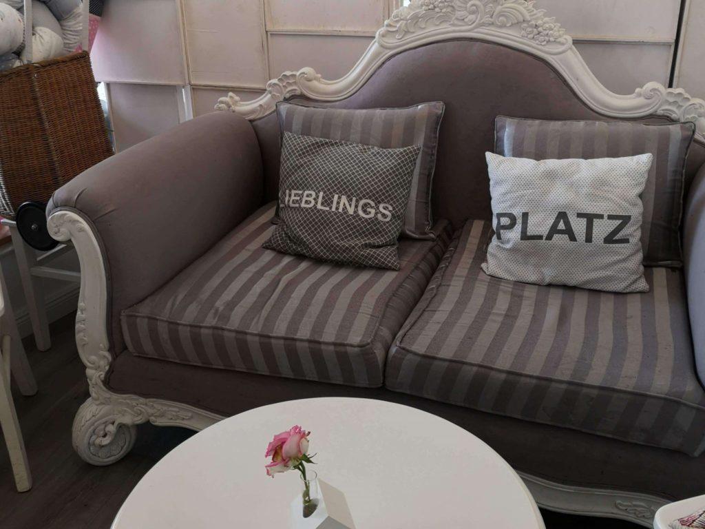 Mein neuer Lieblingsplatz, das Laden-Café Sonnenschein in Kelkheim