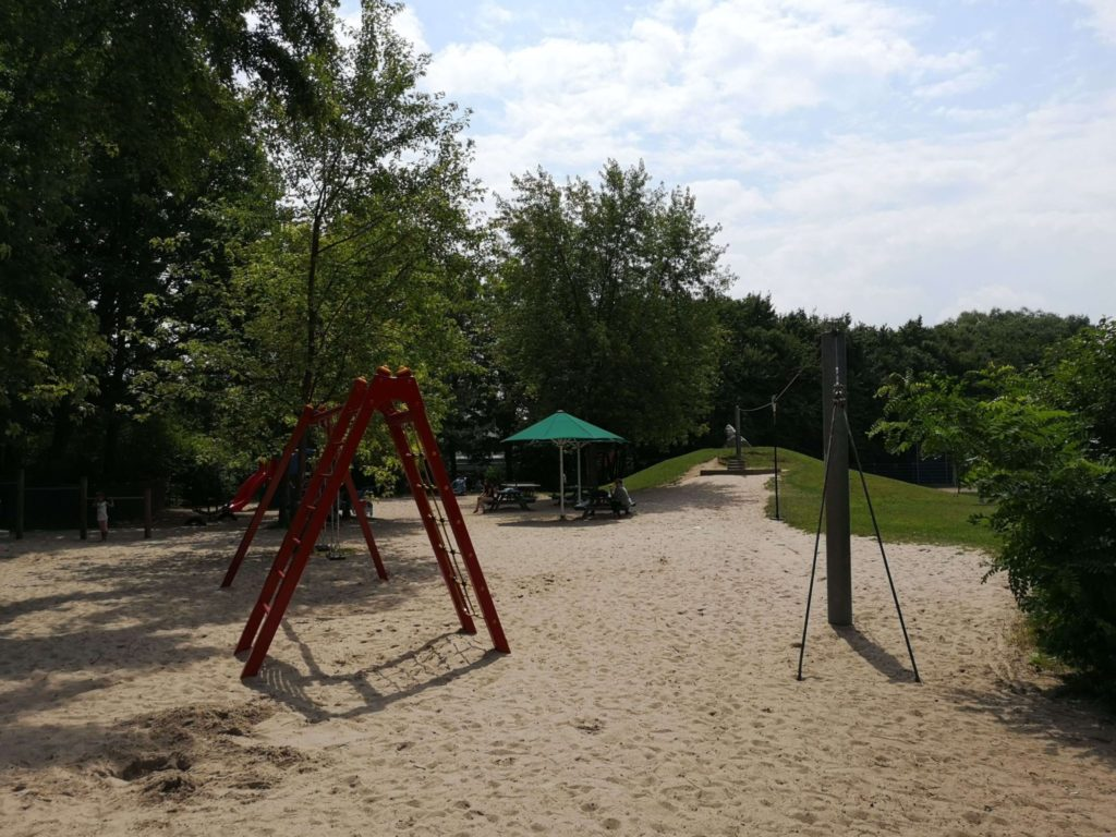 Toller Spielplatz in Kelkheim