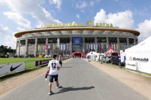 Eintracht-Familientag in der Commerzbank Arena - Copyright Eintracht Frankfurt Heiko Rhode