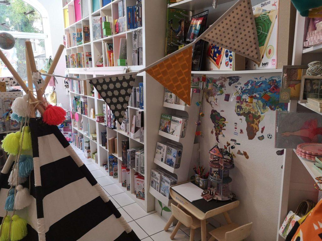 Viele kreative DIYs für Kinder im Spielzeux in Sachsenhausen - Frankfurt mit Kids