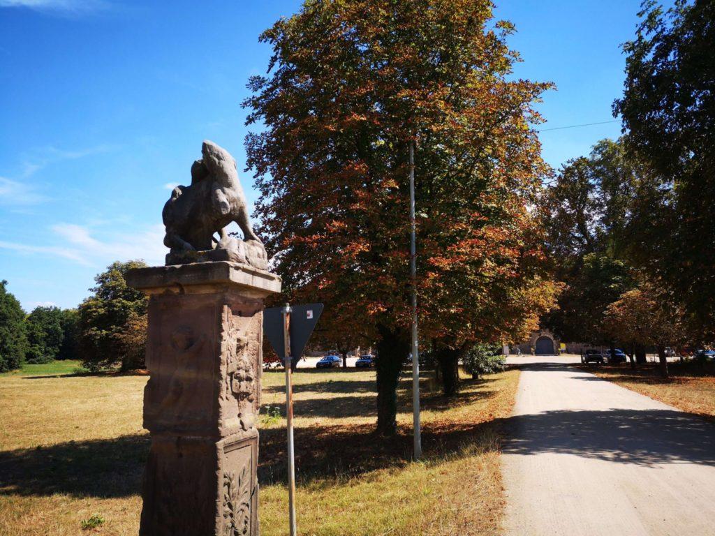 Auf ins bioversum Jagdschloss Kranichstein - Frankfurt mit Kids