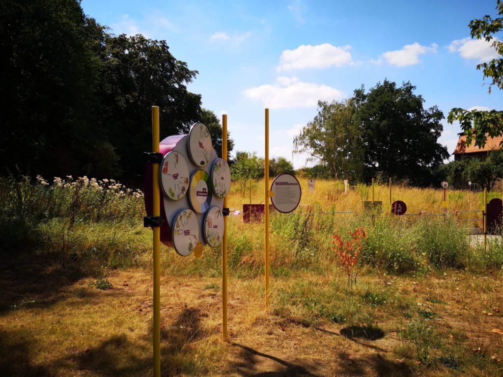 Das Freilandlabor im bioversum Jagdschloss Kranichstein - Frankfurt mit Kids