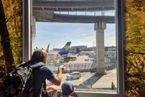 Frankfurt Flughafen mit Kindern erleben