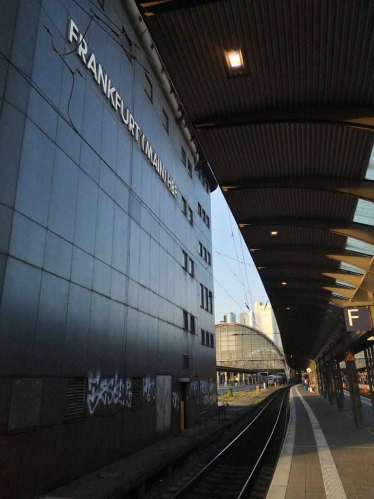 Frankfurt Hauptbahnhof - Copyright: Frankfurt mit Kids