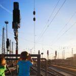 Frankfurter Hauptbahnhof mit Kindern - Copyright: Frankfurt mit Kids