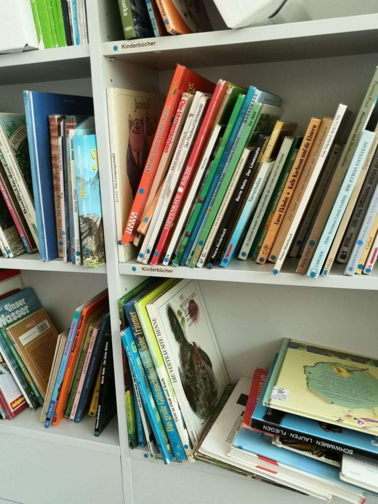 Die Bücherei im StadtWaldHaus - Frankfurt mit Kids