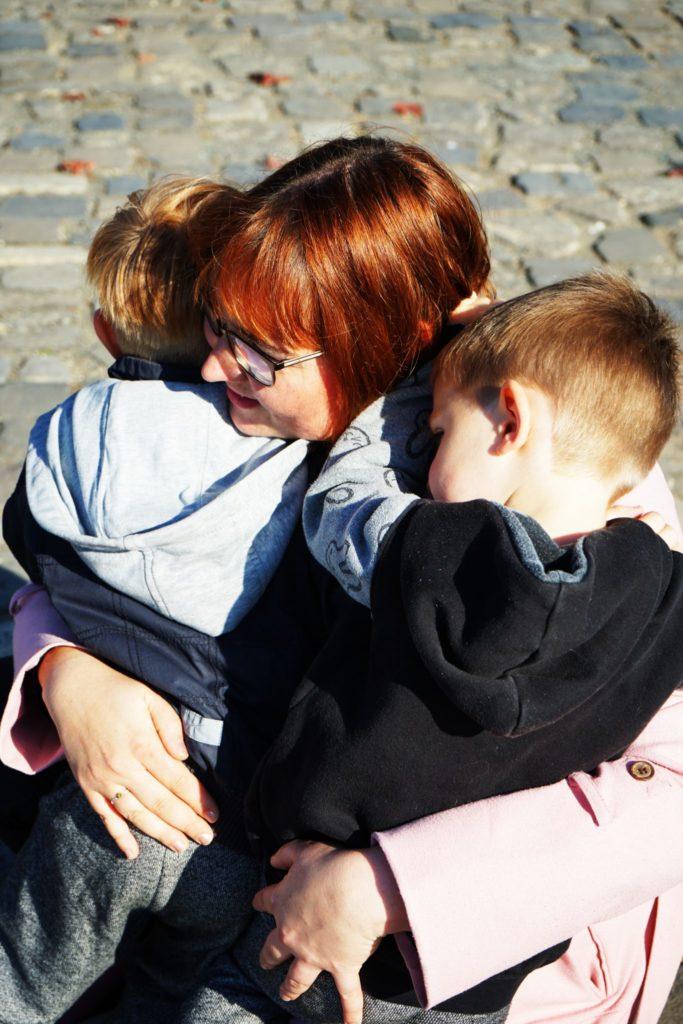 Meine zwei Jungs - Frankfurt mit Kids