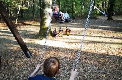 Waldspielpark Tannenwald in Neu-Isenburg - Frankfurt mit Kids