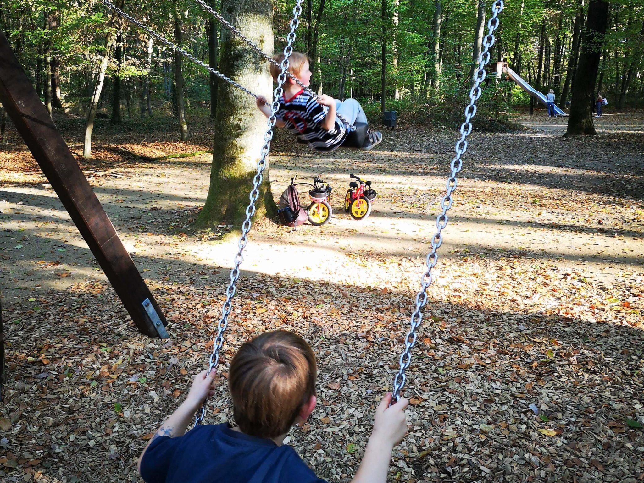 Waldspielpark Tannenwald in Neu-Isenburg