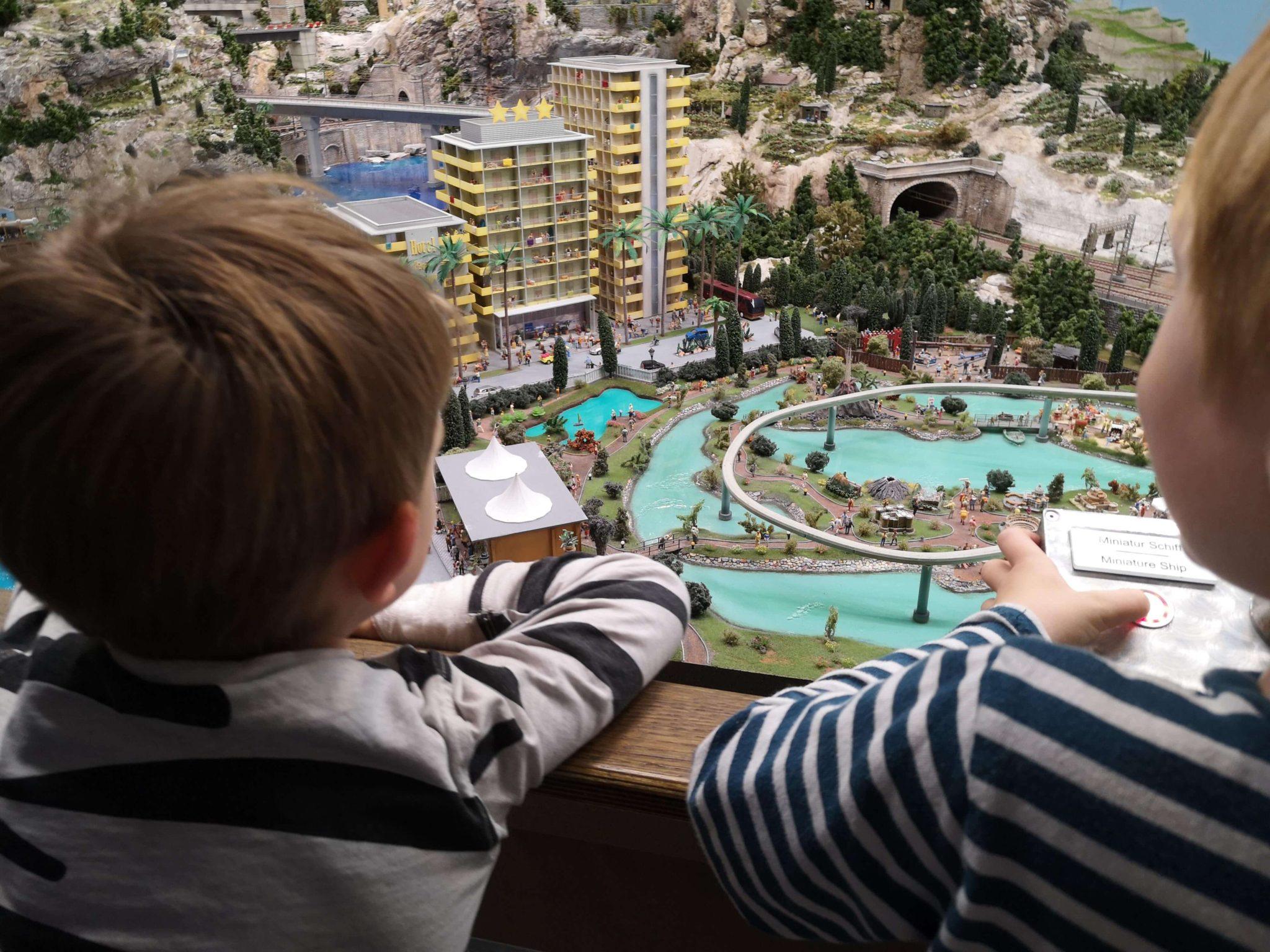 Ausflugstipp Hamburg Miniaturwunderland - Frankfurt mit Kids