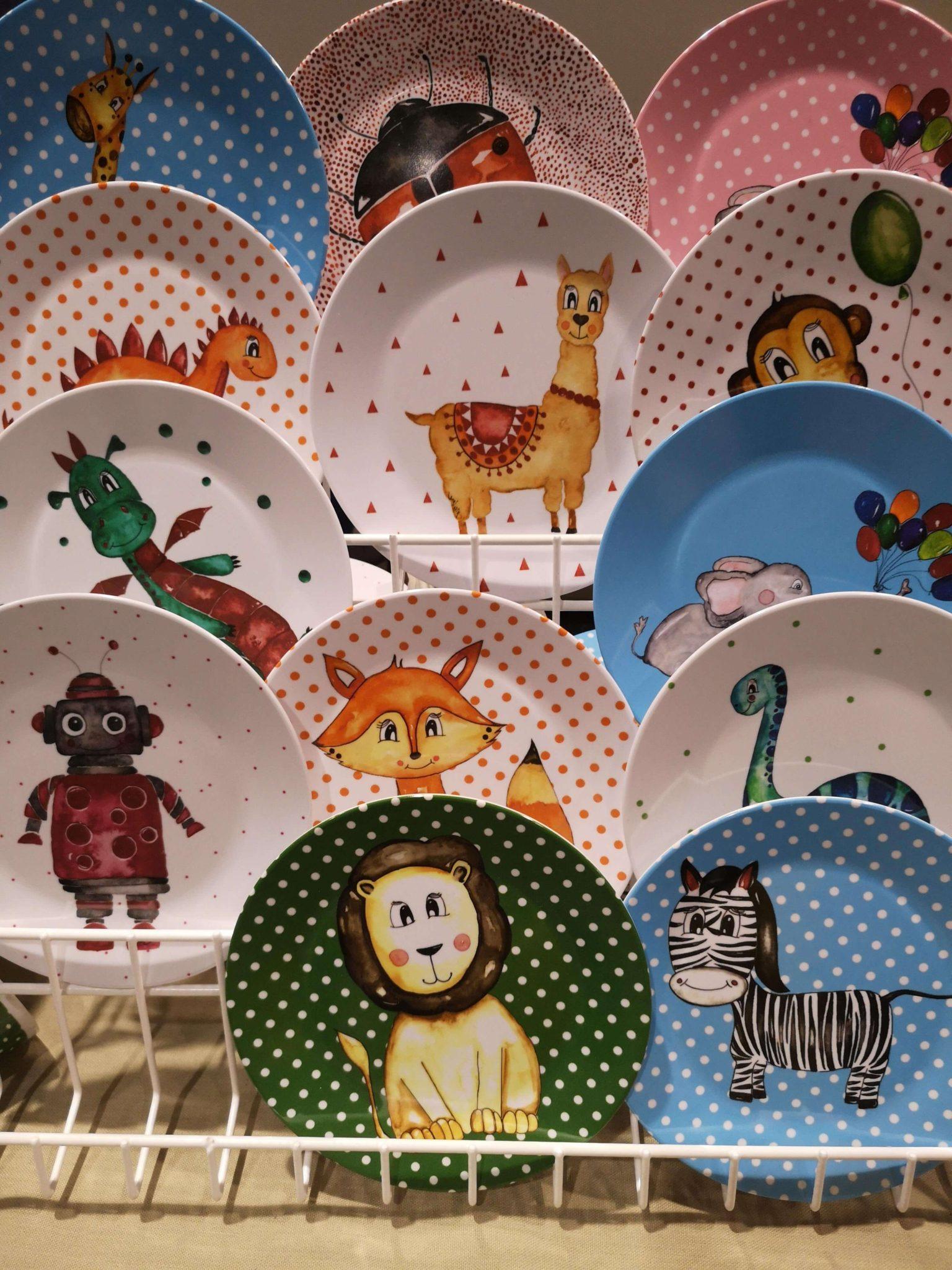 Tolle Kinderteller bei By Marlene - Frankfurt mit Kids