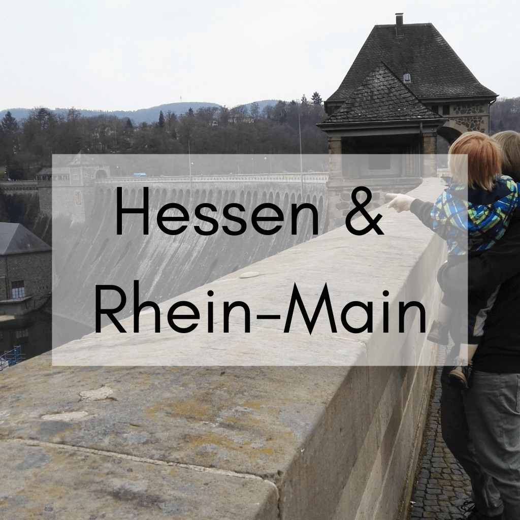 Ausflüge Hessen & Rhein-Main  - Raus aus Frankfurt
