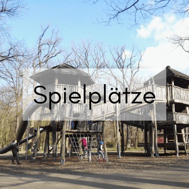 Spielplätze in Frankfurt