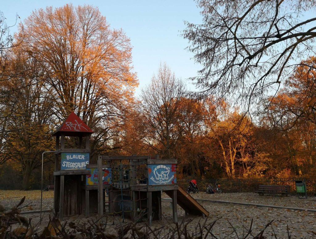 Spielplatz Blauer Steg / Marquardstraße