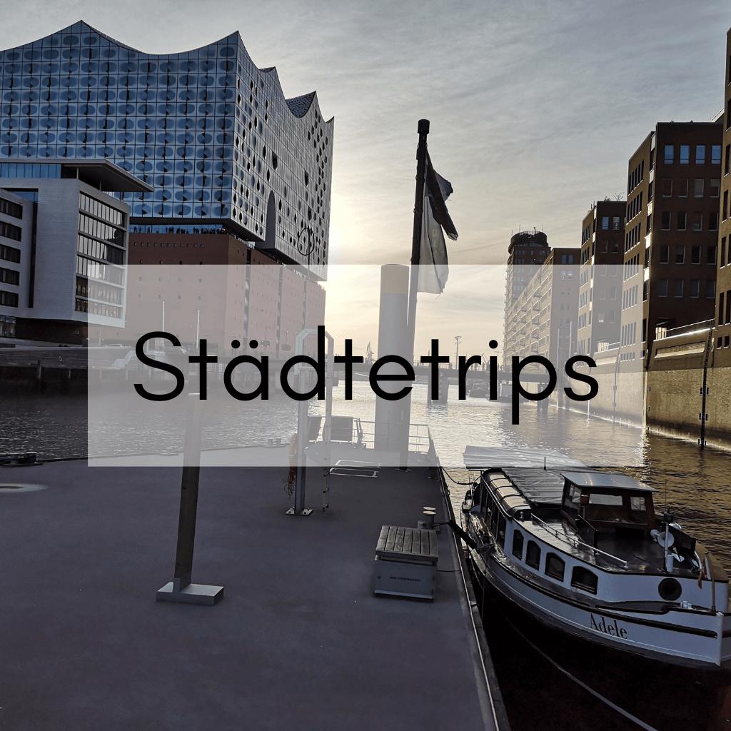Städtetrips - Raus aus Frankfurt