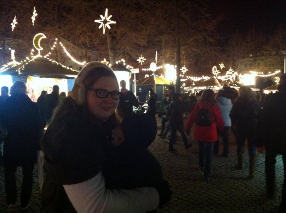 Der Sternschnuppenmarkt in Wiesbaden - Flashback 2013