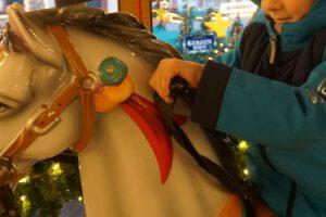Der Weihnachtsmarkt in Frankfurt mit Kindern