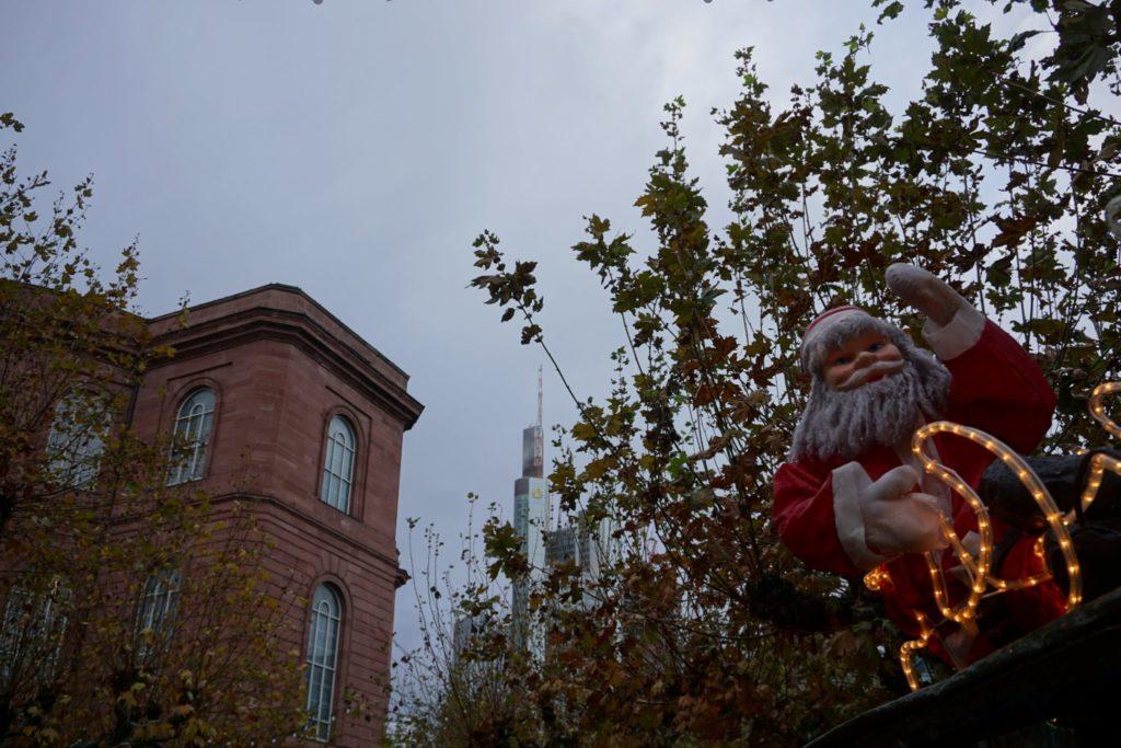 Weihnachtsmarkt Frankfurt an der Paulskirche