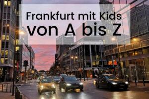 Frankfurt von A bis Z