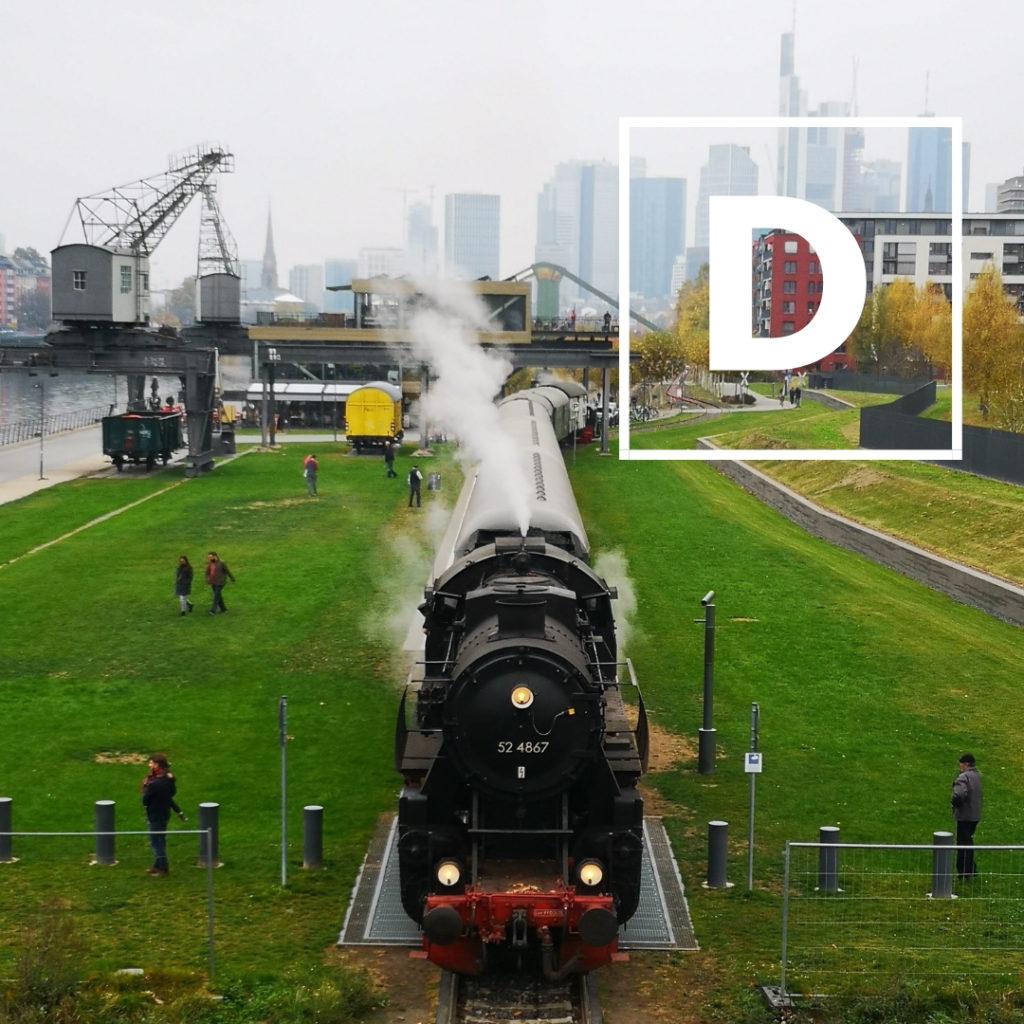 D wie Dampflok-Express