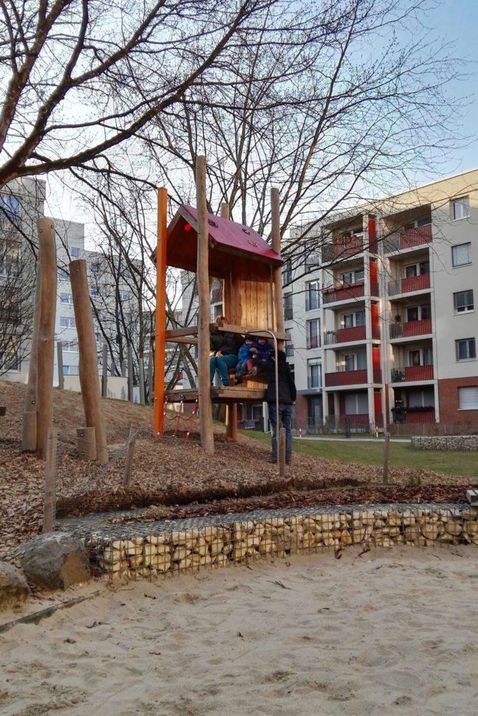 Heinrich-Lübke-Spielplätze