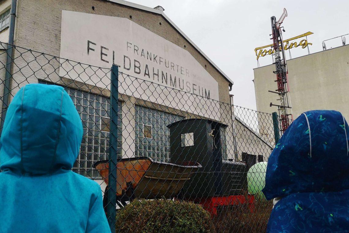 Feldbahnmuseum Frankfurt
