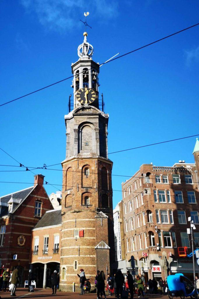 Glockenspiel des Munttoren