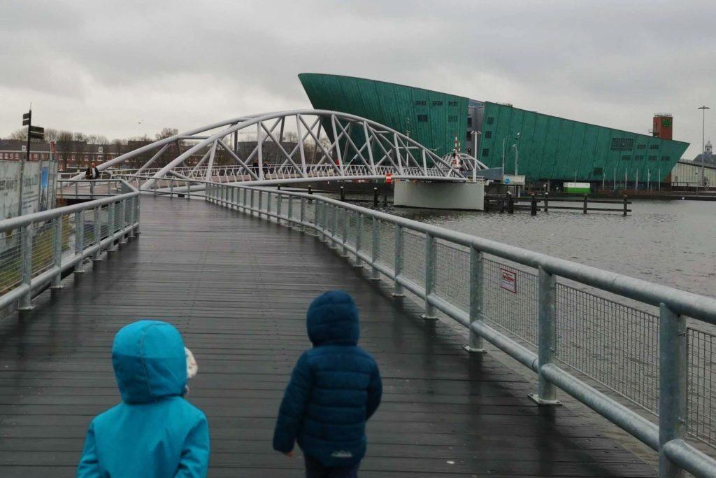 Bei Regen eine tolle Idee: Das Nemo Mitmachmuseum
