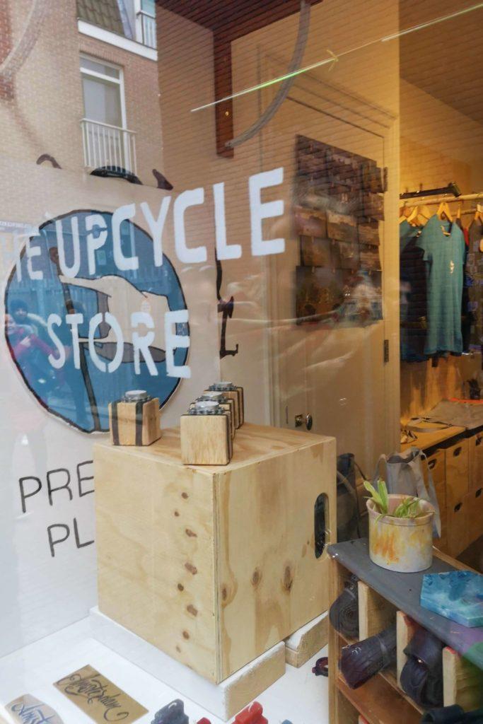 Der Upcycle Store mit tollen nachhaltigen Produkten in Amsterdam