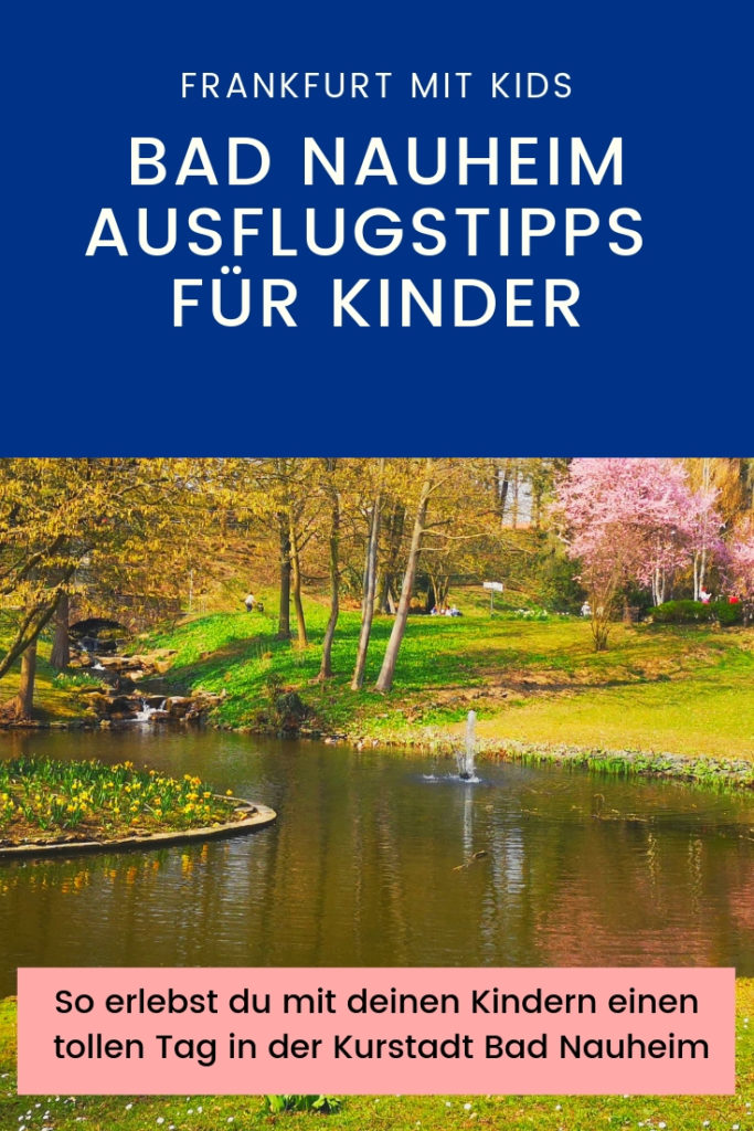 Bad Nauheim Ausflugstipps für Kinder