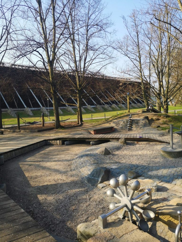Wasserspielplatz Bad Nauheim