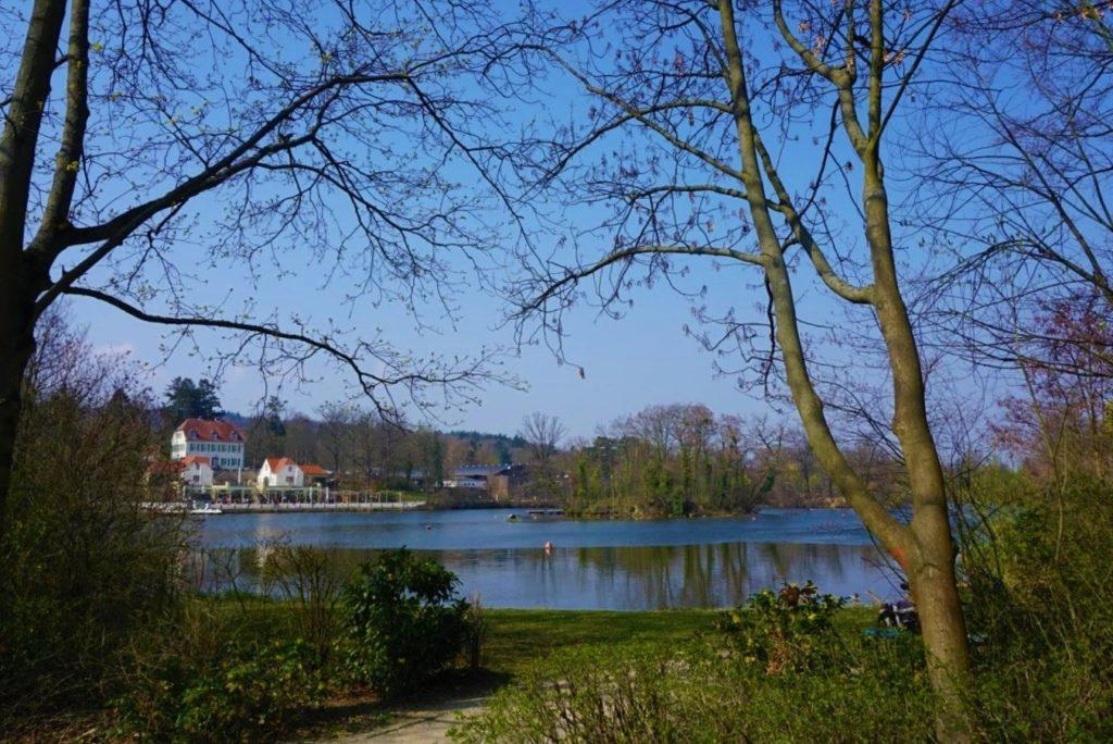 Großer Teich in Bad Nauheim