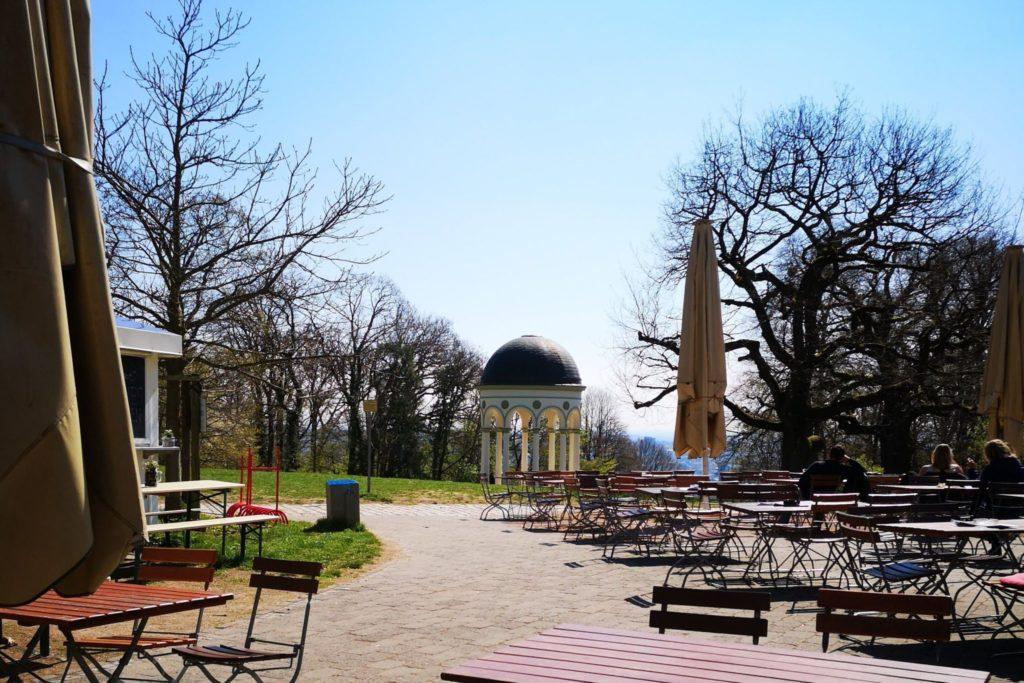 """Mittagessen im """"Restaurant Turm"""""""