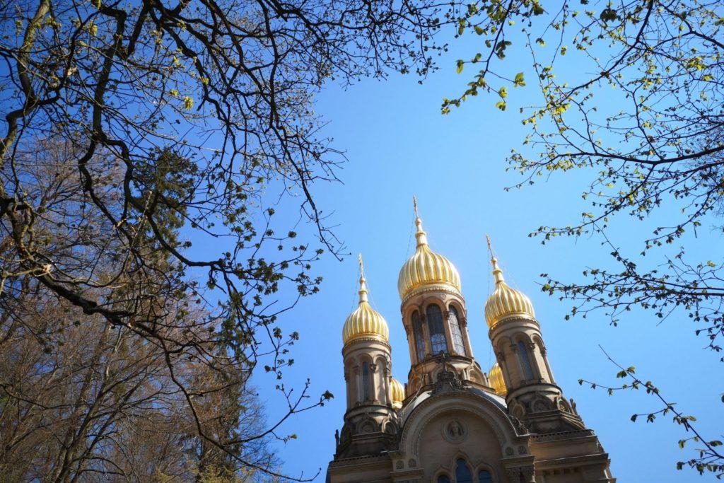 Russische Kirche Neroberg Wiesbaden