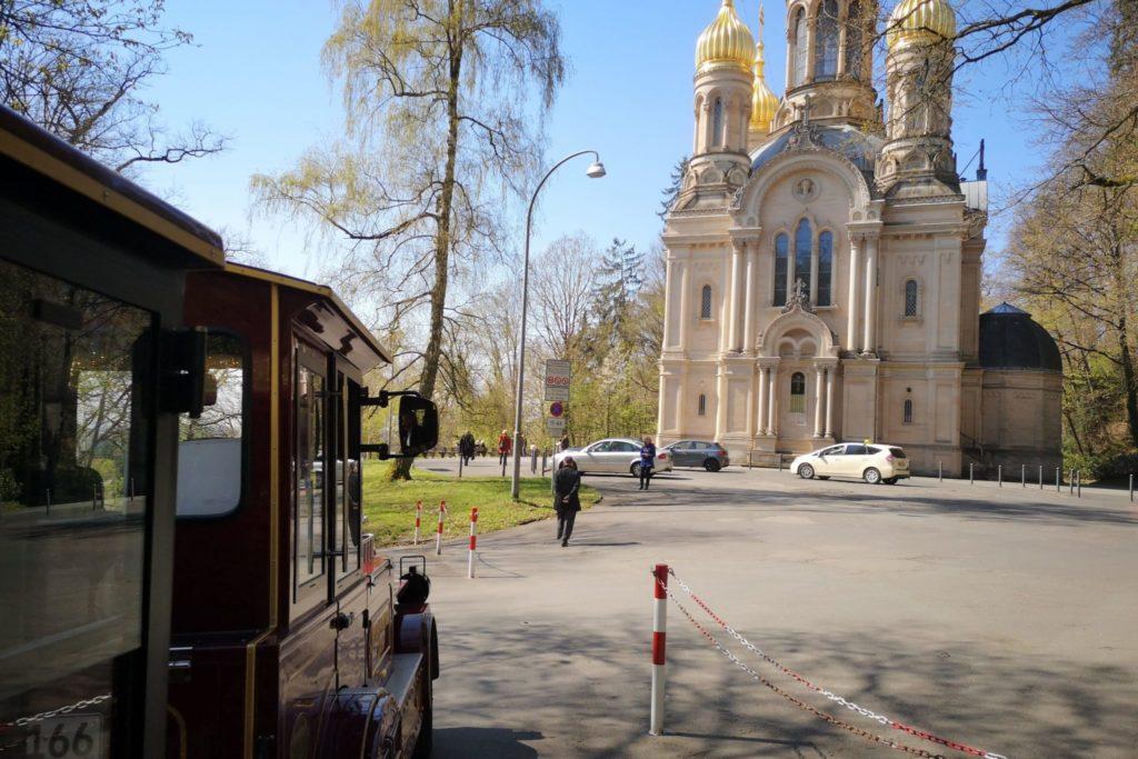 Thermine Wiesbaden an der Russichen Kirche in Wiesbaden