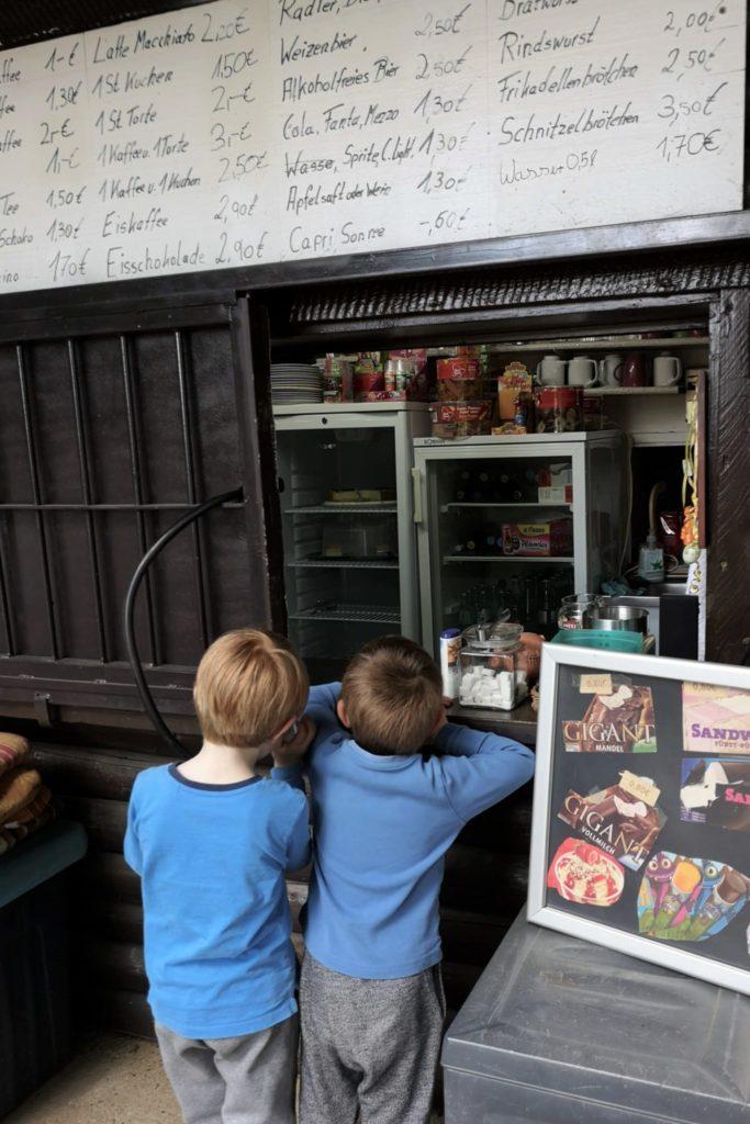 Minigolf Kiosk am Braunshardter Tännchen