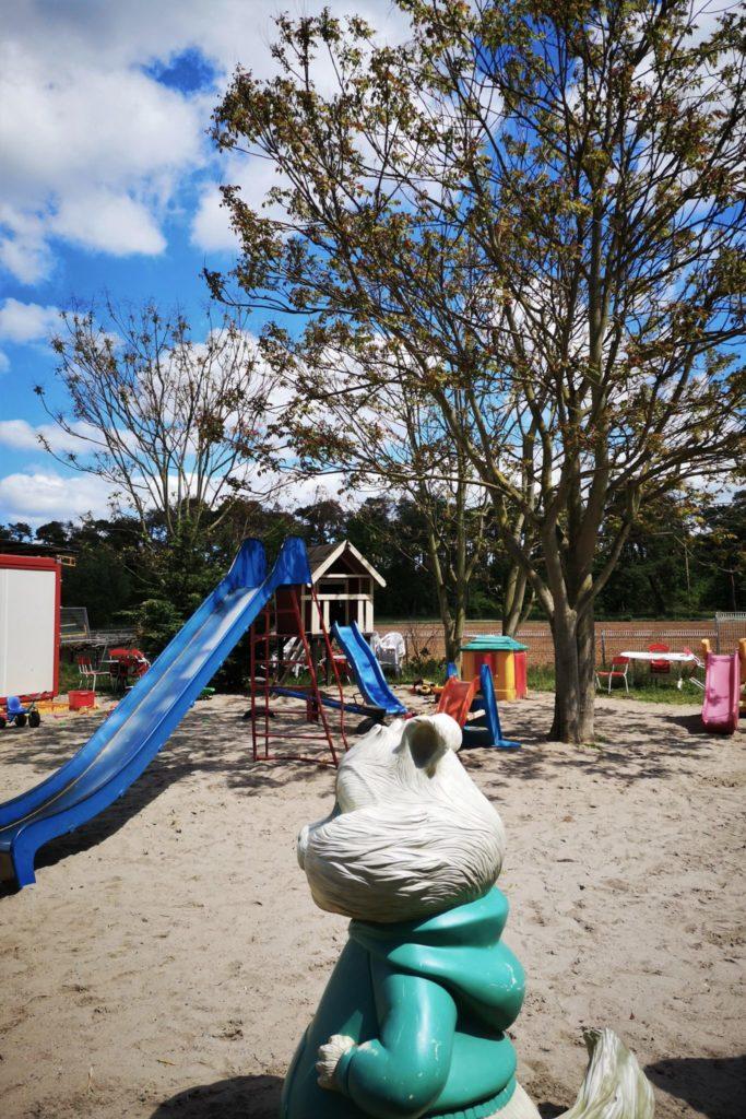 Spielplatz auf der Keller-Ranch in Weiterstadt