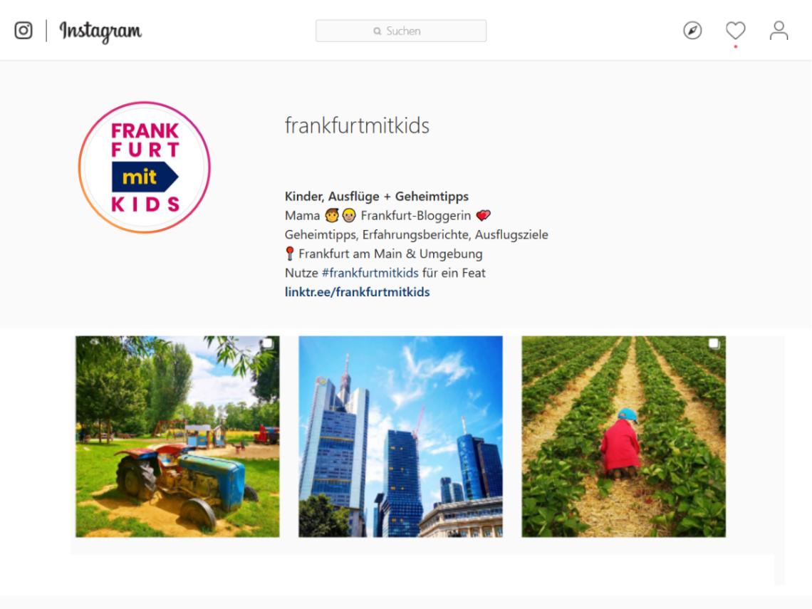 Instagram Kanal