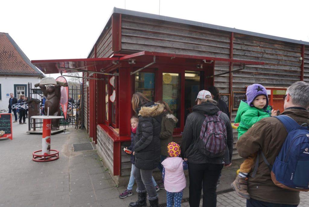 Kiosk Fasanerie Wiesbaden