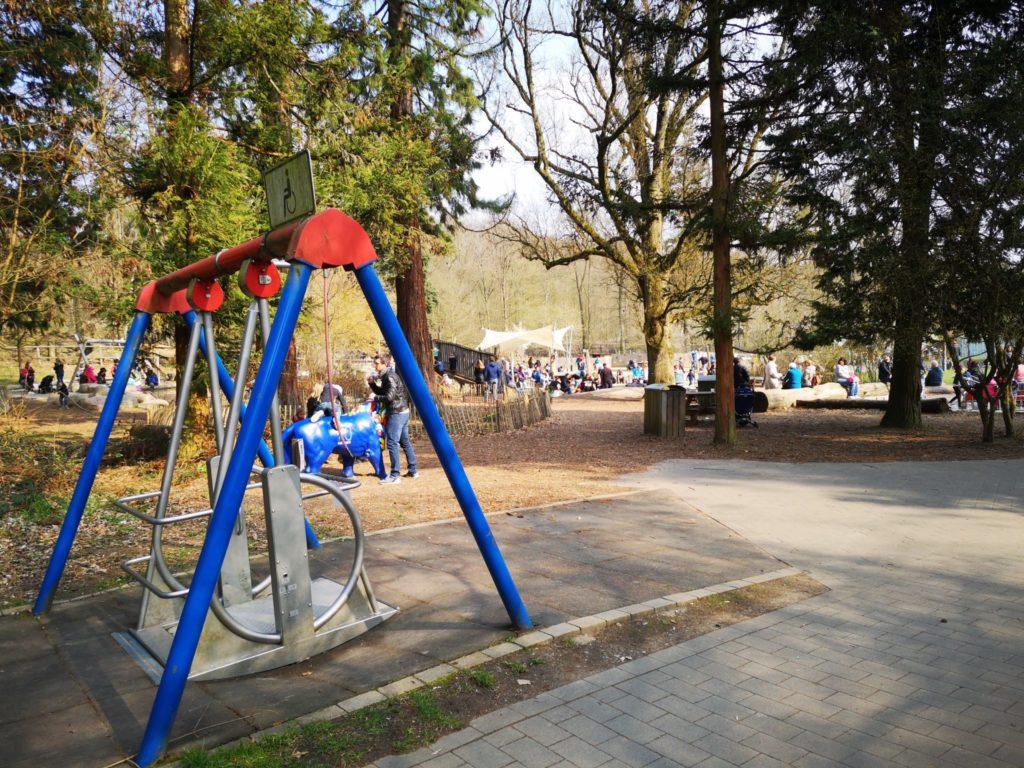 Spielplatz Fasanerie Wiesbaden