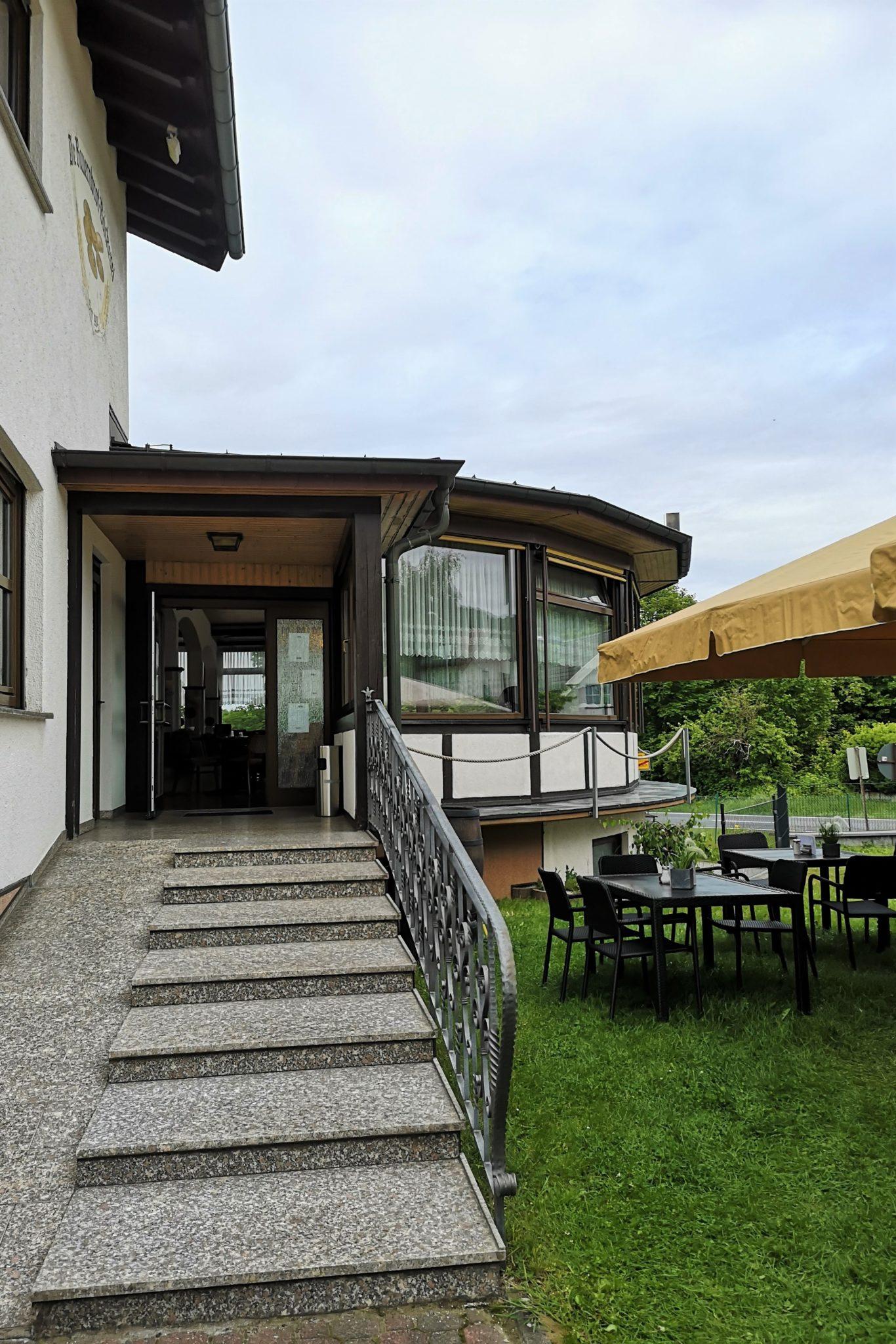 Odenwald Café Hofmann in Moldau